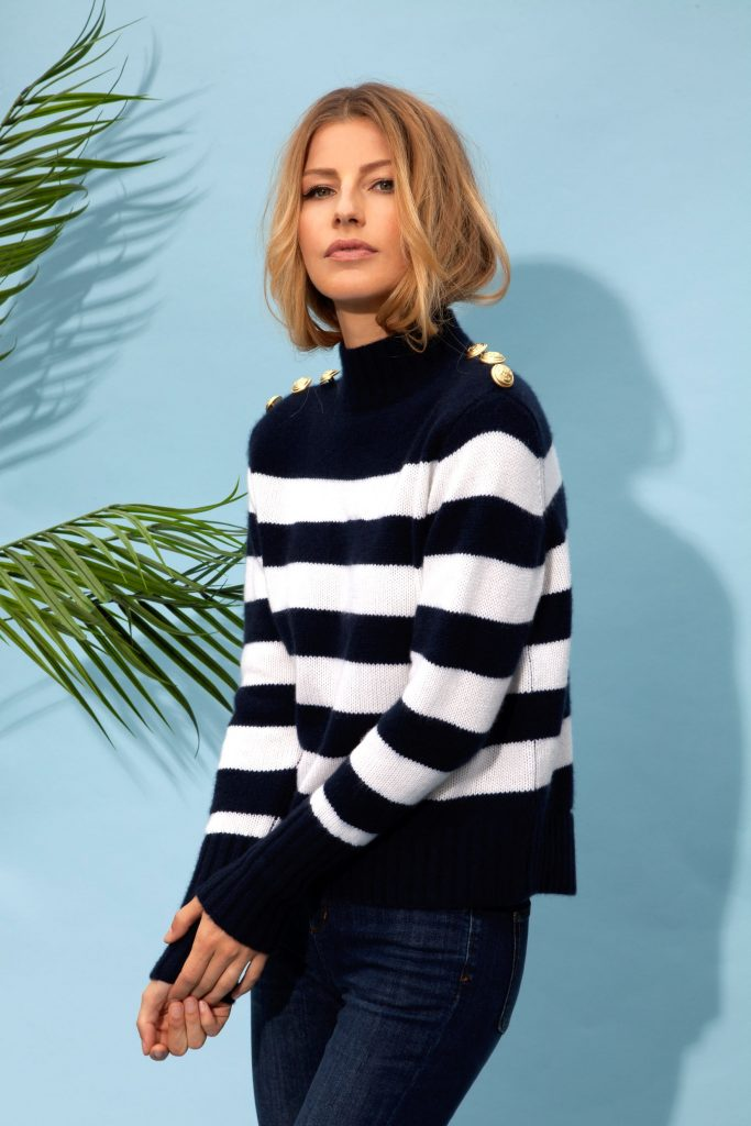 DONNA IDA SS18 Cable Me Captain Knit IMG_8420
